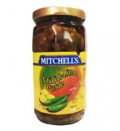Mitchell's Chilli & Lime Pickle (340G)