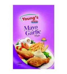 Young's Mayo Garlic (30Ml)
