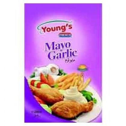 Young s Mayo Garlic (30Ml)