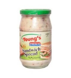Young's French Sandwich Spread (300Ml)