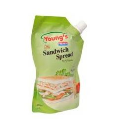Young's French Sandwich Spread (200Ml)