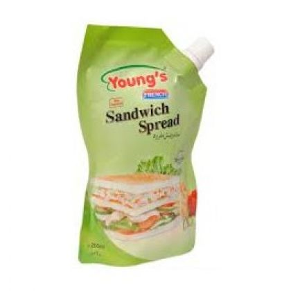 Young s French Sandwich Spread (200Ml)