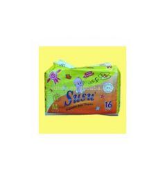 Susu Diapers Value Pack Medium (16Pcs)