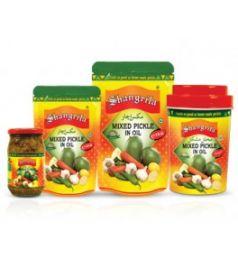 Shangrila Mixed Pickle - Jar (2Kg)