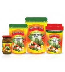 Shangrila Mixed Pickle (400G Jar)
