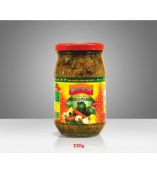 Shangrila Mixed Pickle - Jar (320G)