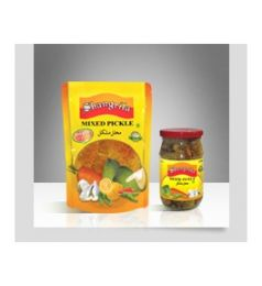 Shangrila Mixed Pickle (500G)