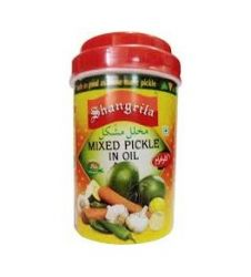 Shangrila Mixed Pickle (1Kg)