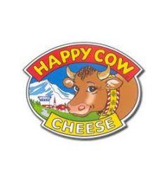 Happy Cow Toast Cheese Slice