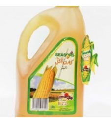 Seasons Corn Oil Bottle (3Ltr)