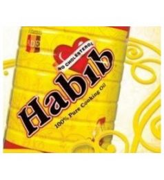 Habib Cooking Oil Tin (2.5Ltr)
