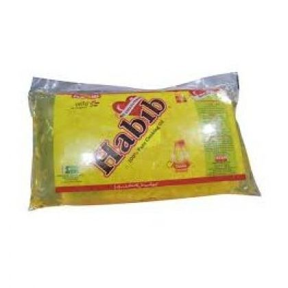 Habib Cooking Oil (1Ltr)