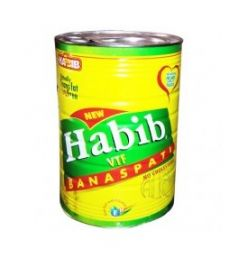 Habib Banspati Ghee Tin (2.5Kg)