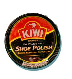 KIWI SHOE POLISH BLACK (90ML)
