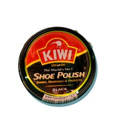 KIWI SHOE POLISH BLACK (45ML)
