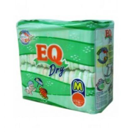 Eq Diapers Dry - Medium (54 Pcs)
