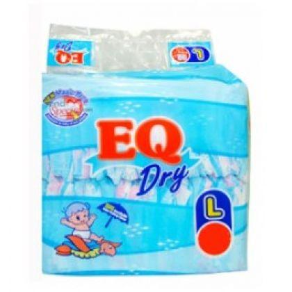 Eq Diapers Dry - Large (72 Pcs)