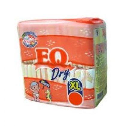 Eq Diapers Dry - Xl (42 Pcs)