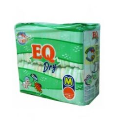 Eq Diapers Dry - Medium (84 Pcs)