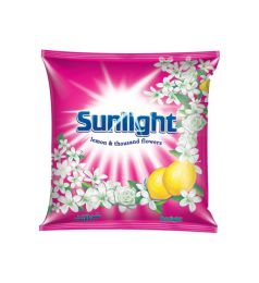 SUNLIGHT WASHING POWDER - PINK (190G)