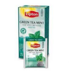 Lipton Grean Tea Bag - Mint (25 Sachet Pack)