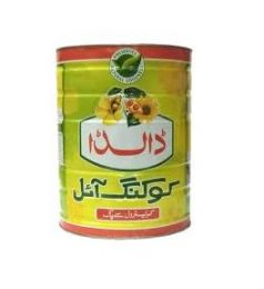 Dalda Cooking Oil - Tin (2.5Ltr)