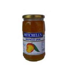 Mitchell's Mango Jam (450G)