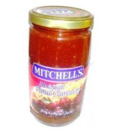 Mitchell's Plum Chutney (420G)