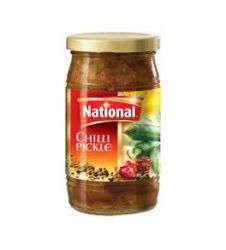 National Chilli Pickle (310G)