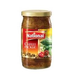 National Chilli Pickle (310G)