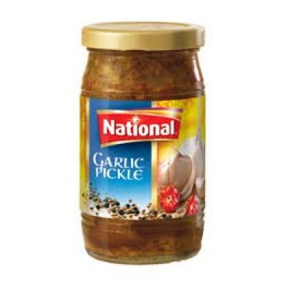 National Garlic Pickle (310G)