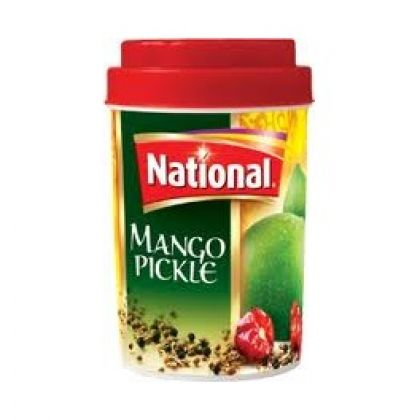 National Mango Pickle - Jar (1Kg)