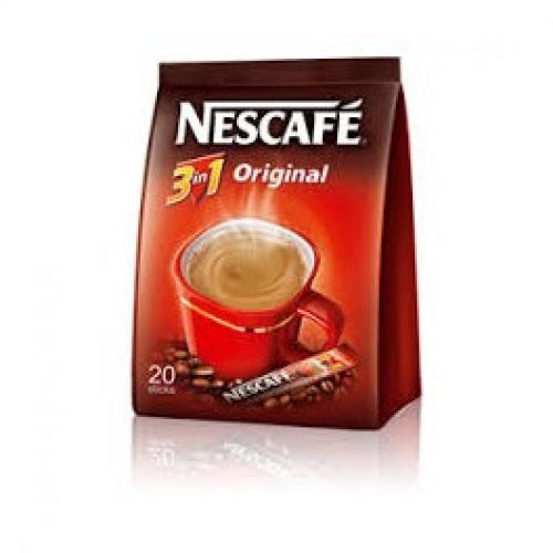 Nestle Nescafe 3 In 1 (20G) - Tea & coffee | Gomart.pk