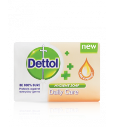 Dettol Soap Daily Care (145G)