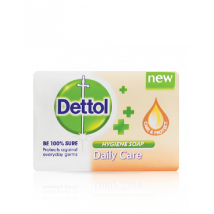 Dettol Soap Daily Care (100G)