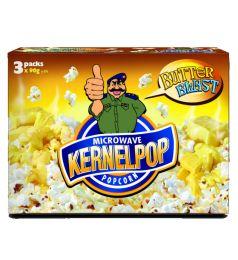 Kernel Pop - Butter Blast (90G) - 3 Pack Set