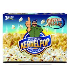 Kernel Pop - Cheese Please (90G) - 3 Pack Set