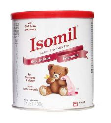Isomil Milk Powder (400gm)
