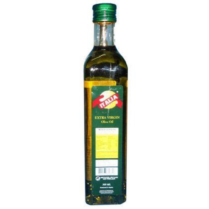 Italia Extra Virgin Oilve Oil (500ml)