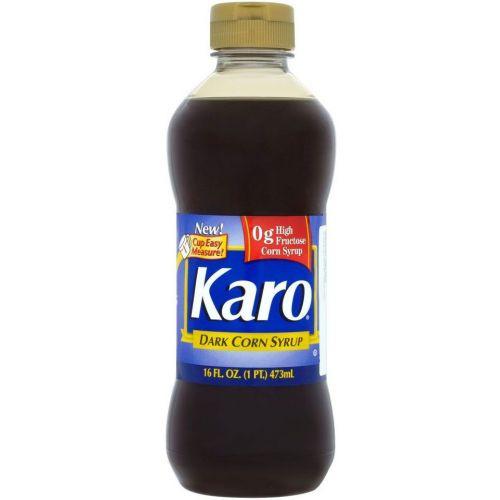 Karo dark corn syrup 473ml sauce for Cuisine karo