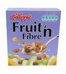 Kellogg's Fruit N Fiber Cereal (375gm)