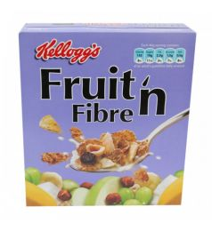 Kellogg's Fruit N Fiber Cereal (375gm)