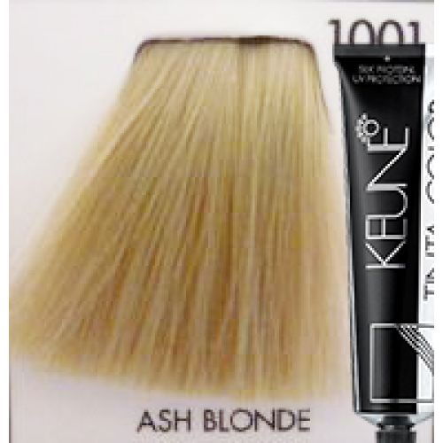 Keune Tinta Color Ash Blonde 1001  Hair Color Amp Dye  Gomartpk