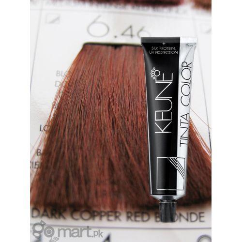 Keune Tinta Color Dark Copper Red Blonde 6 46 Hair Color