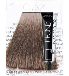 Keune Tinta Color Dark Expresso Blonde (gold Violet) 6.37