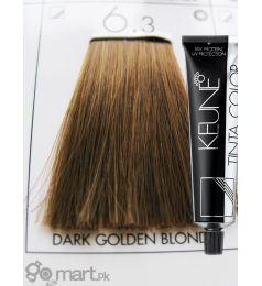Keune Tinta Color Dark Golden Blonde 6.3