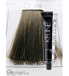 Keune Tinta Color Dark Matt Blonde 6.19