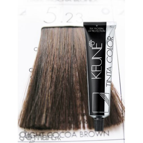 Keune Tinta Color Light Cocoa Brown 5 23 Hair Color
