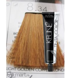 Keune Tinta Color Light Golden Copper Blonde 8.34