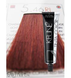 Keune Tinta Color Light Infinity Cooper Red Brown Ri 5.46